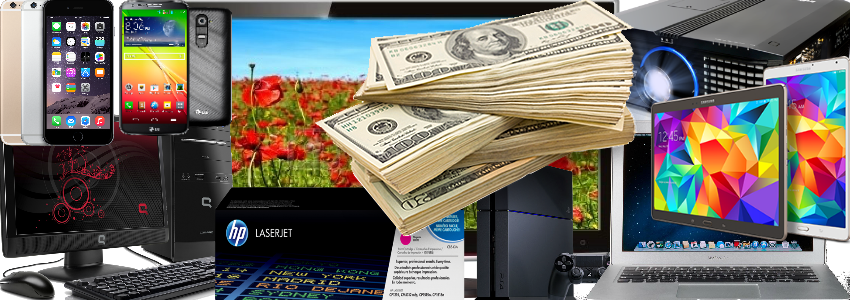 Get Cash For Electronics