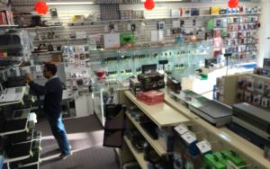 Electronics store in Richardson TX