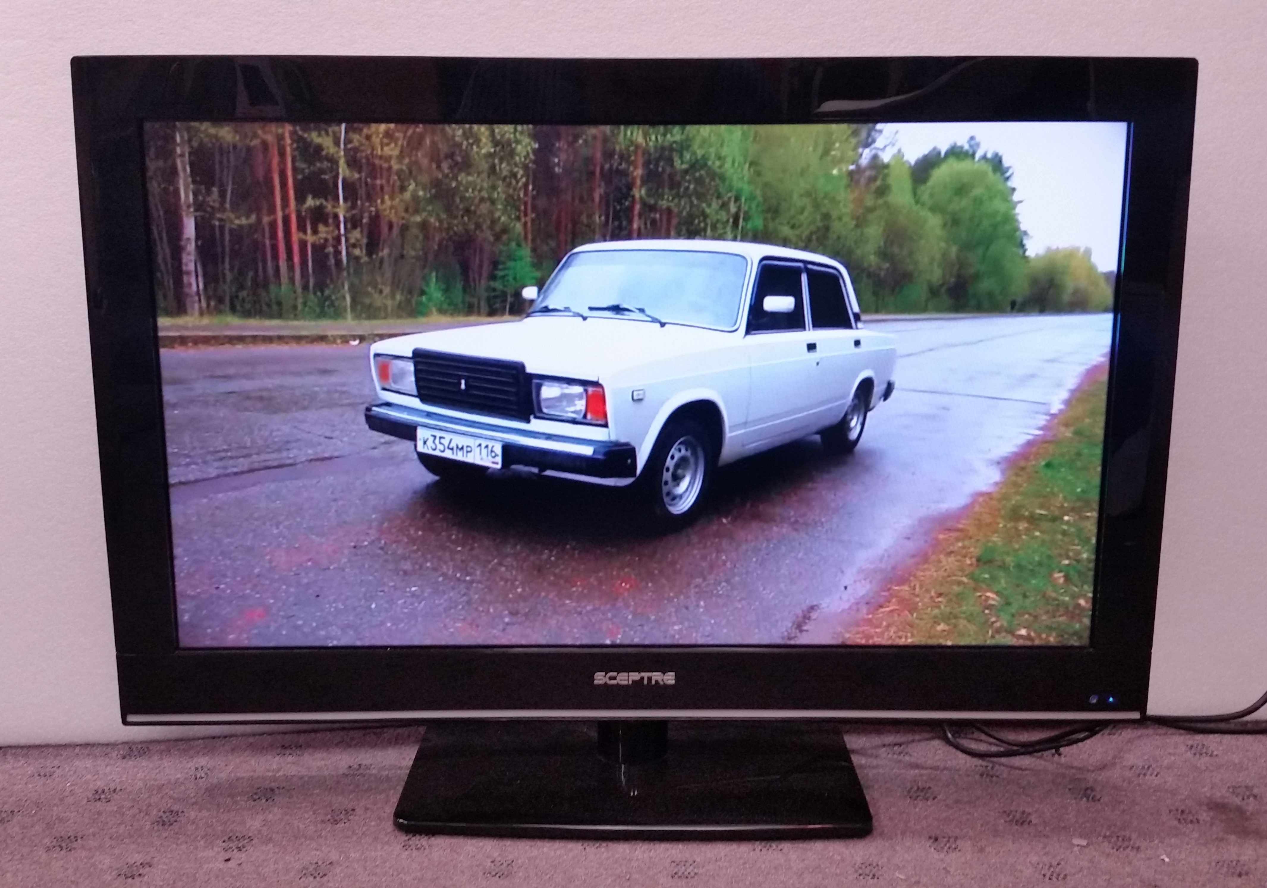 Tv Sceptre X322bv Hd 32 Lcd Tv Used Buy Sell Electronics