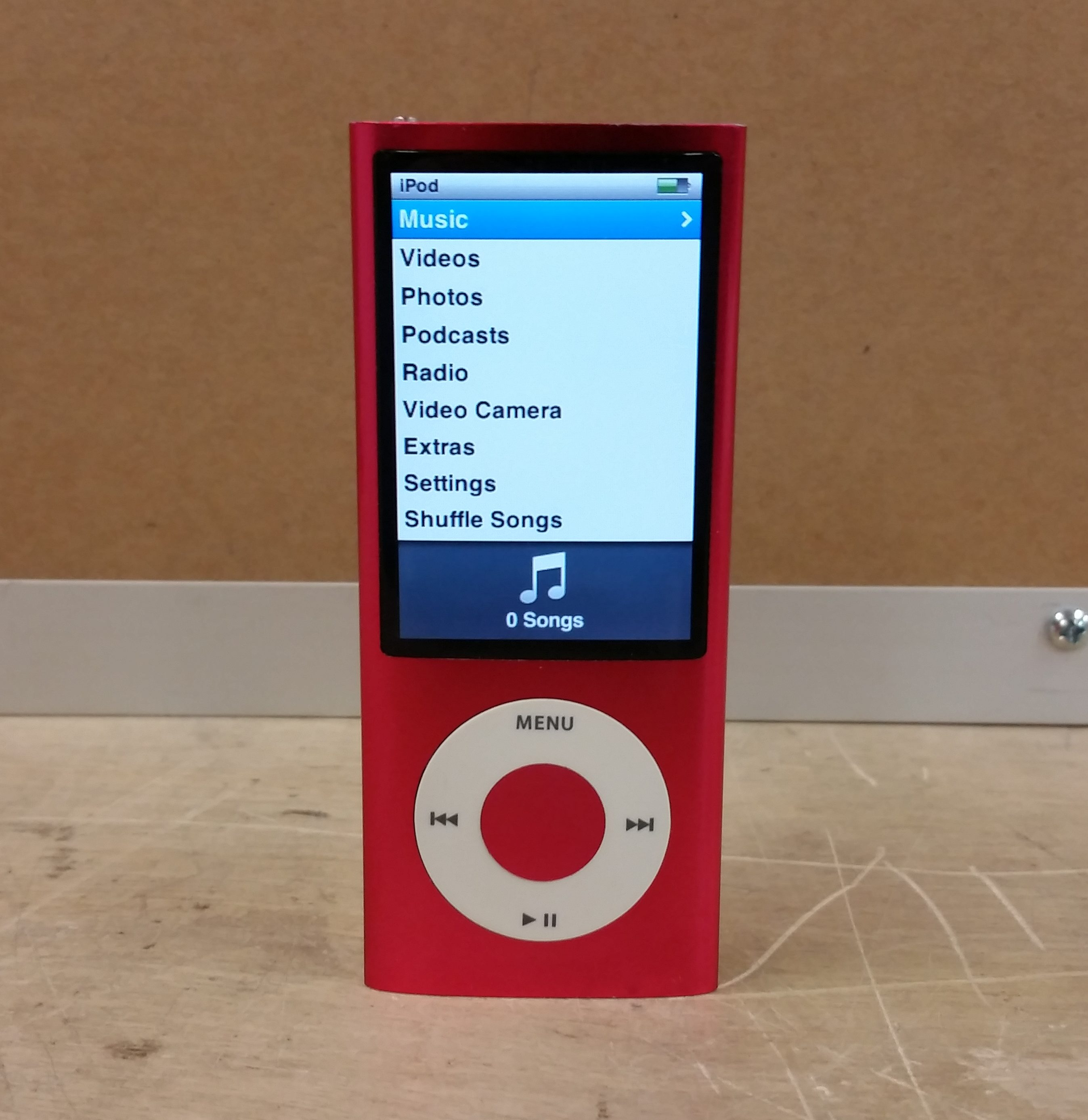 Apple iPod Nano 5th Gen A1320 8GB Used – Buy-Sell Electronics