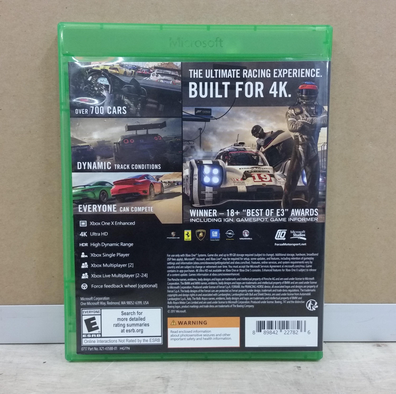 Amazon.com: Forza Motorsport 7 Xbox One Game: Video Games
