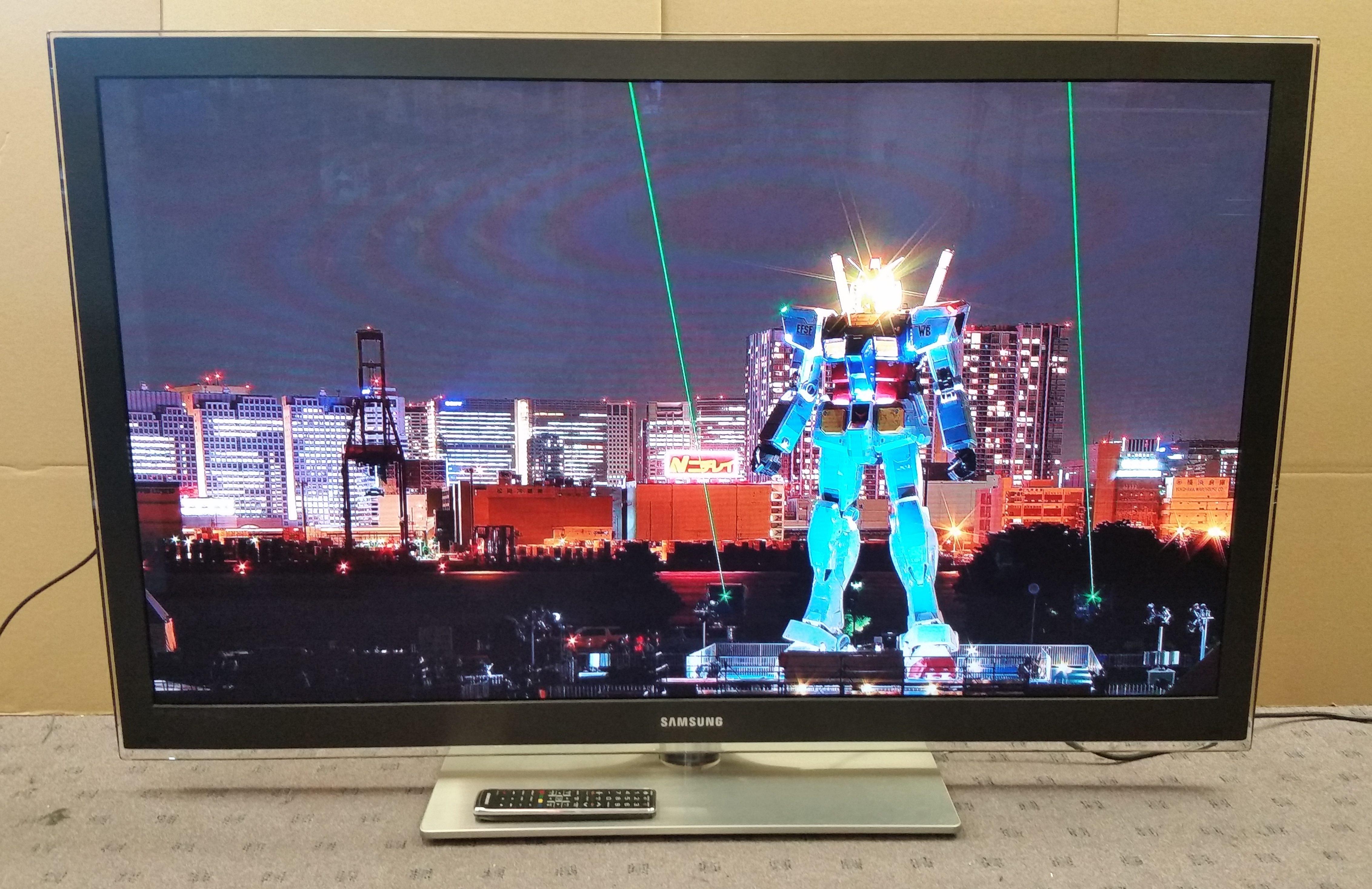 Tv Samsung Pn58c8000yf 58 Fhd Plasma Tv Used Buy Sell Electronics